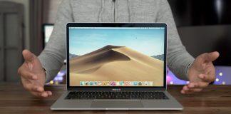 Sử dụng MacBook