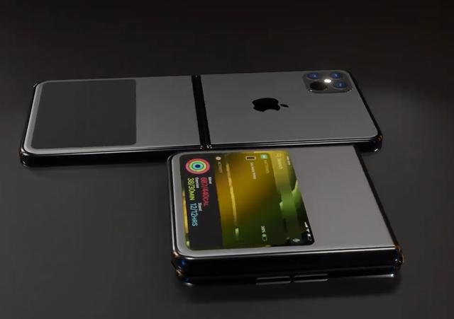 Ngỡ ngàng với thiết kế iPhone 12 Flip sẽ ra mắt trong ...