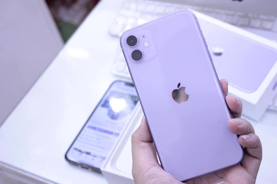 iPhone 11 bán chạy nhất