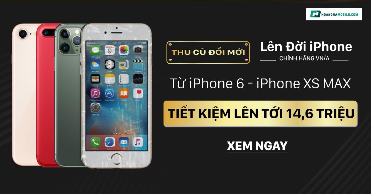 thu cũ đổi mới iphone