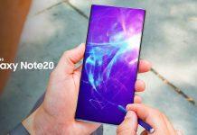 RAM Galaxy Note 20