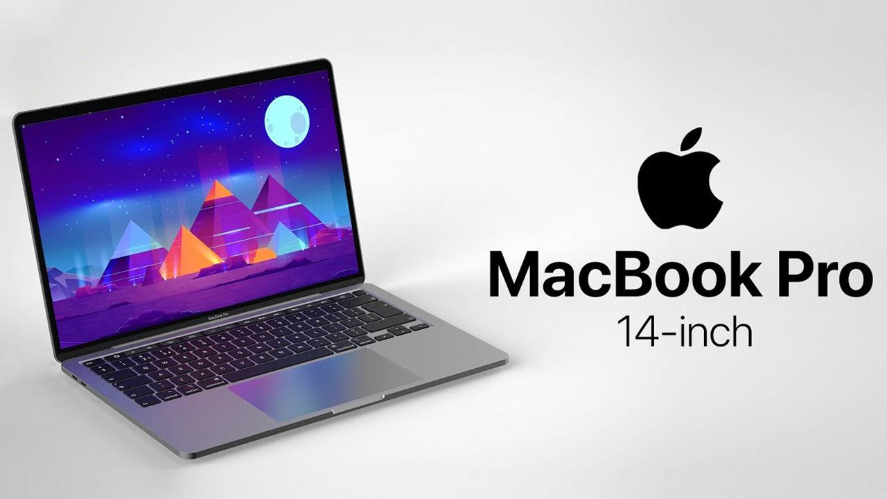 MacBook Pro 14 inch dự kiến sẽ được Apple cho ra mắt vào ...