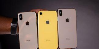2020 là năm có nhiều mẫu iPhone được bày bán nhất