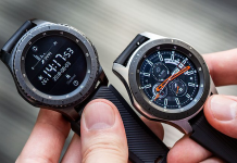 Galaxy Watch sắp ra mắt