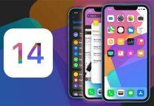 thông tin về iOS 14