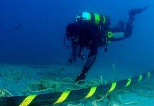 cáp biển AAE-1 gặp sự cố