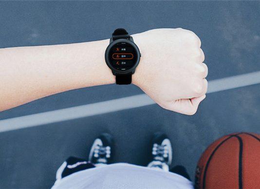 ra mắt đồng hồ Haylou LS04