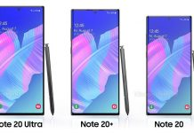Galaxy Note 20 Ultra ra mắt