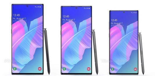 Galaxy Note 20 Ultra ra mắt