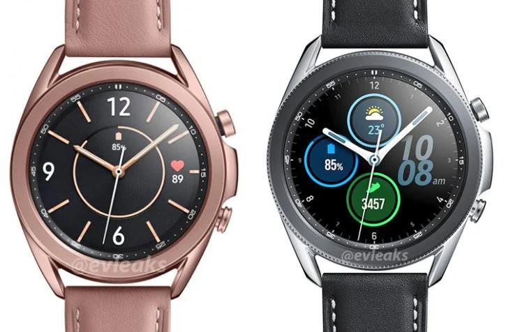 biến thể màu Galaxy Watch 3