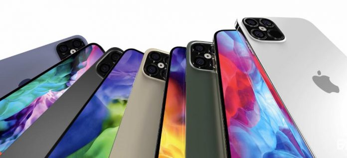 phiên bản iphone 12