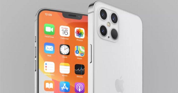 màn hình iphone 12 120hz
