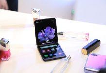 Galaxy Z Flip 5G ra mắt