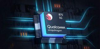 chip Snapdragon 875
