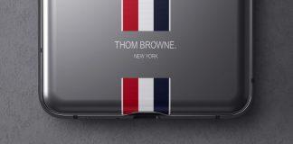 Galaxy Z Fold 2 Thom Browne ra mắt
