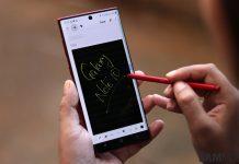 Rò rỉ Galaxy Note 21