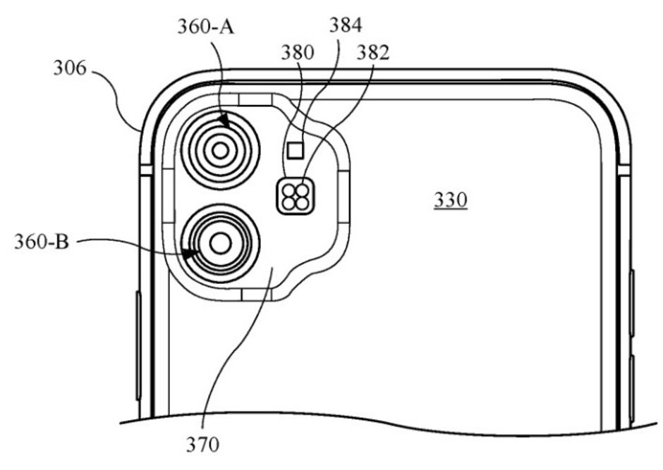 mô-đun camera iPhone