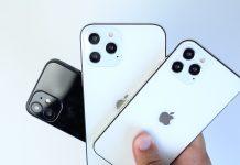 mô hình iPhone 12 Series