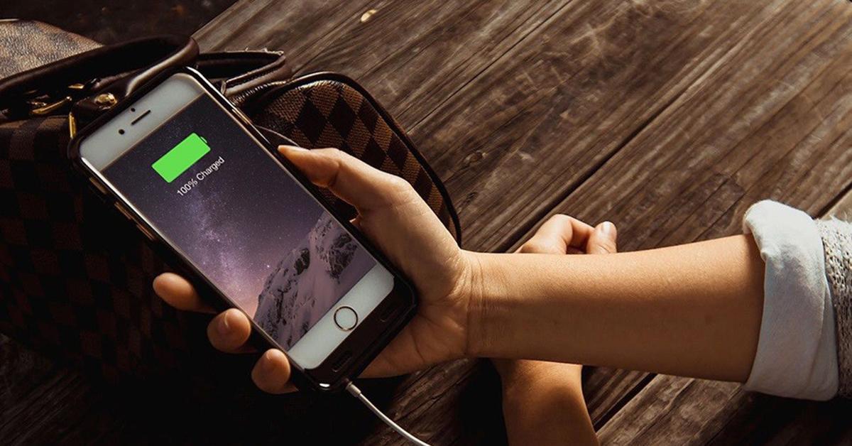 Hướng dẫn cách bật âm báo sạc đầy pin trên iPhone cực đơn giản