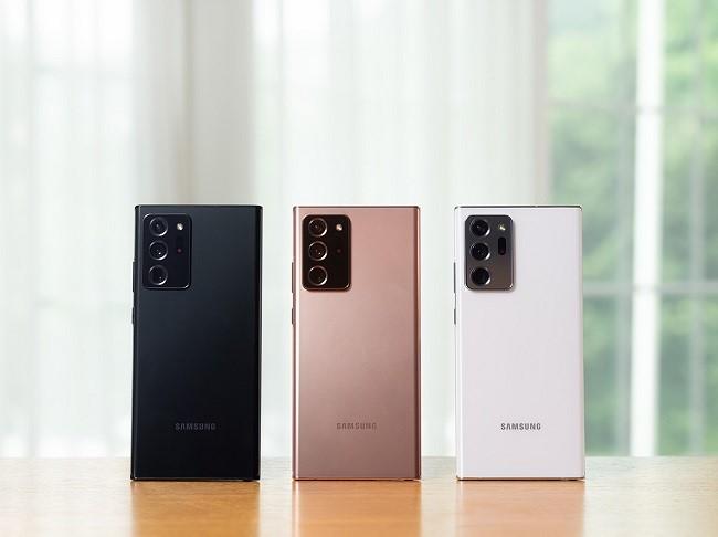 Galaxy Note 20 ra mắt