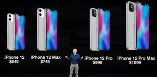 ra mắt iPhone 12 Series