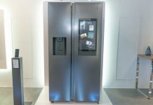 tủ lạnh thông minh