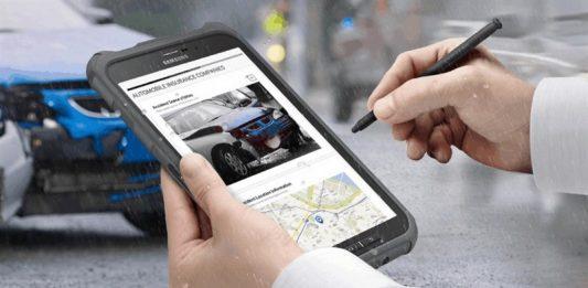 thông số Galaxy Tab Active3