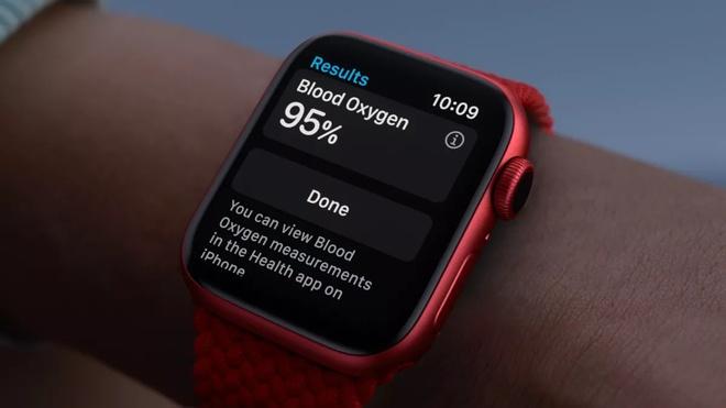 tính năng Apple Watch Series 6