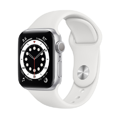 Apple Watch Series 6 GPS Aluminum Case with Sport Band