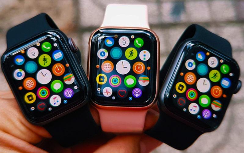 thông tin Apple Watch Series 6