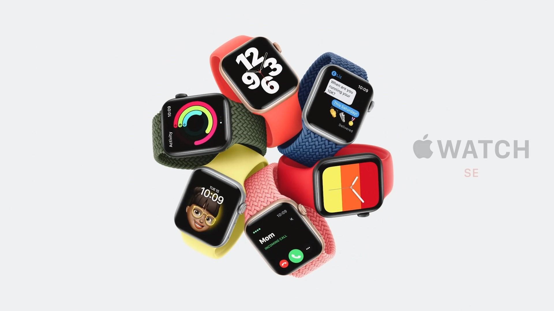 Apple Watch Series 6 chính thức trình làng: Phần cứng mới, thêm nhiều tính năng sức khỏe, giá từ 399 USD