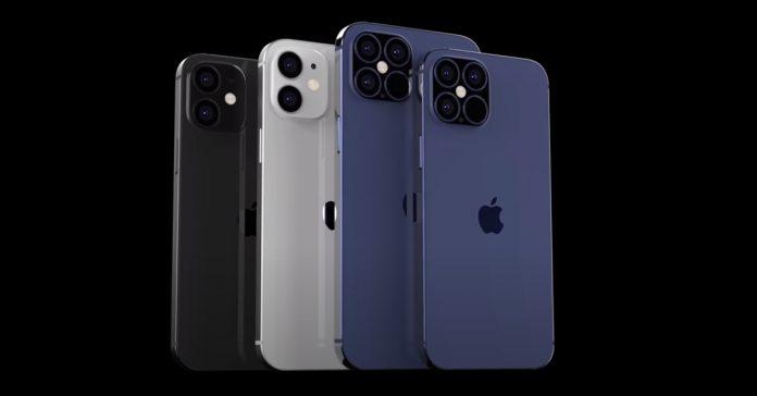 Doanh thu iPhone 12
