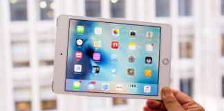 Apple ngừng sản xuất iPad mini