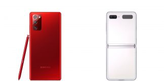 Samsung-Galaxy-Note-20-Mystic-Red-Galaxy-Z-Flip-5G-Mystic-White