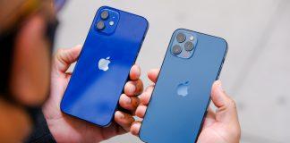 iPhone 12 chi phí sản xuất