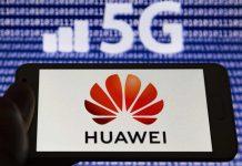Huawei bị cấm ở Anh