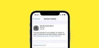 Xuất hiện iOS 14.4 Beta 2. Xin mời anh em cập nhật thử nghiệm