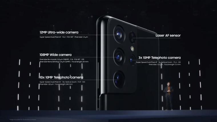 Galaxy S21 Series ra mắt