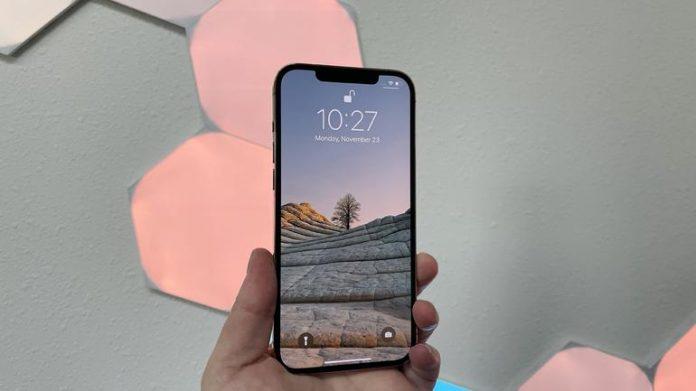 doanh số iPhone 12 Pro
