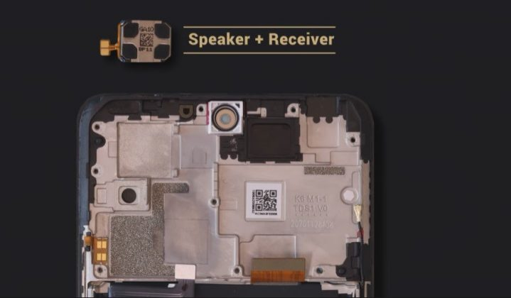 Note-10-Pro-Max-Teardown-speaker-top