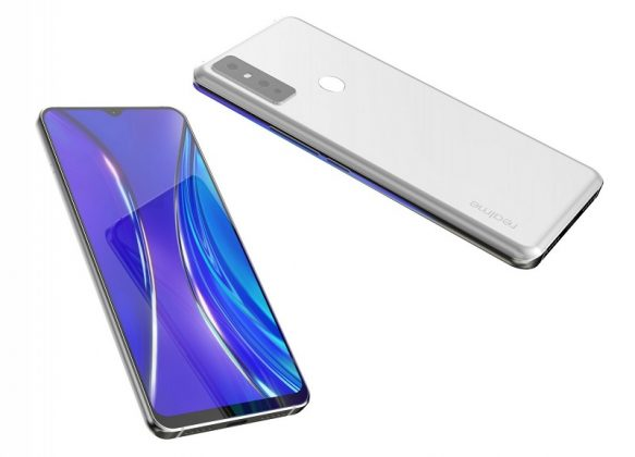 smartphone-realme-3