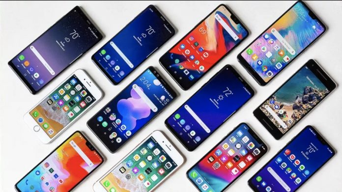 Thị trường smartphone quý 1
