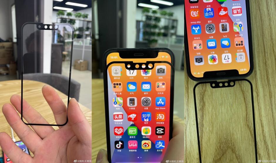 notch trên iPhone 13 5G