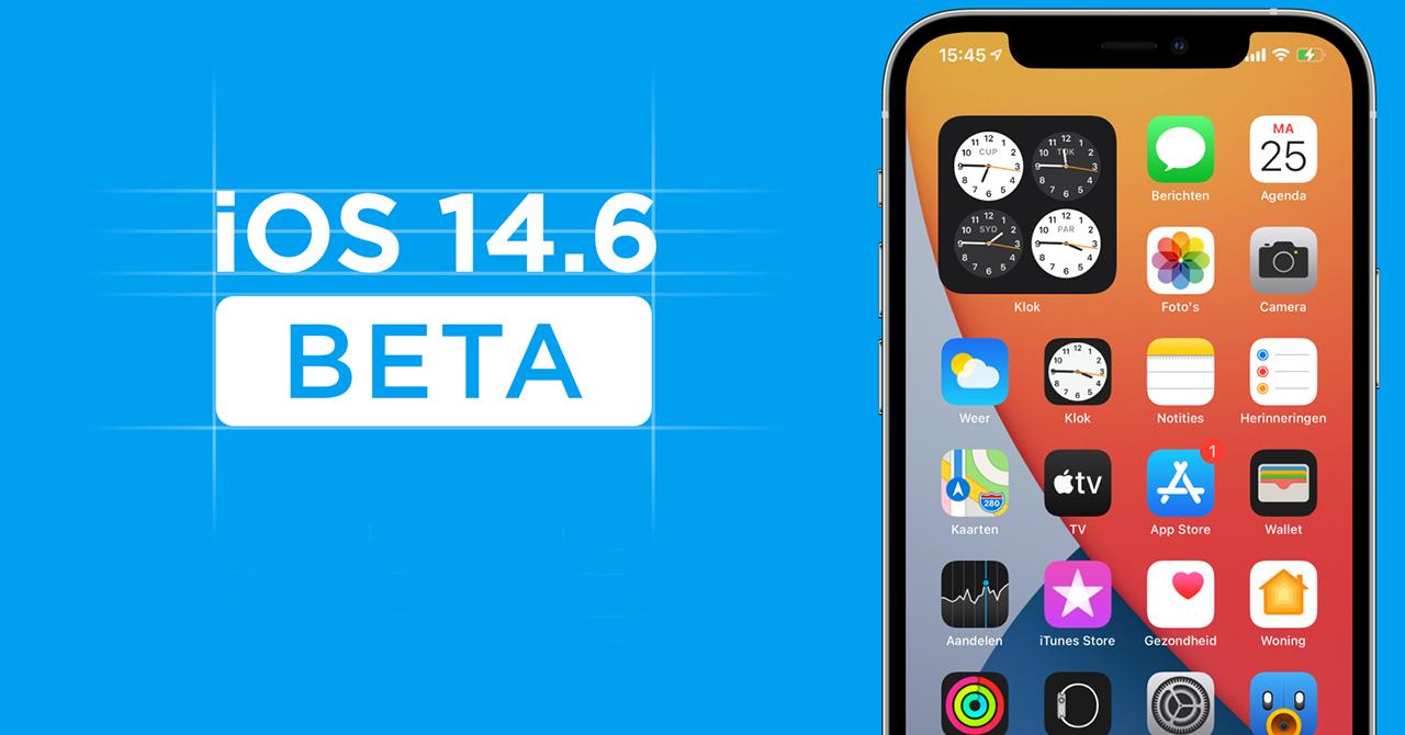 IOS 14.6 bao gồm những tính năng mới nào?