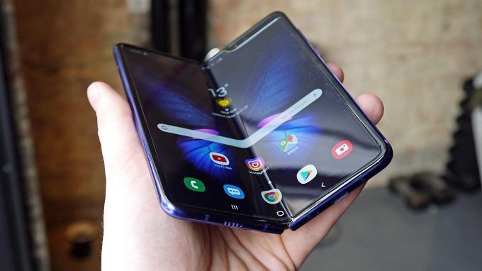 Galaxy Z Fold Tab ra mắt