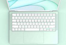 Mac Book Air 2021