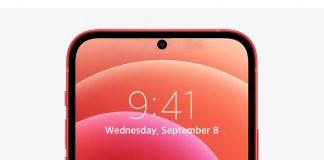 notch trên màn hình iPhone