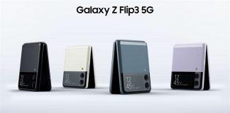 thông tin galaxy z flip 3