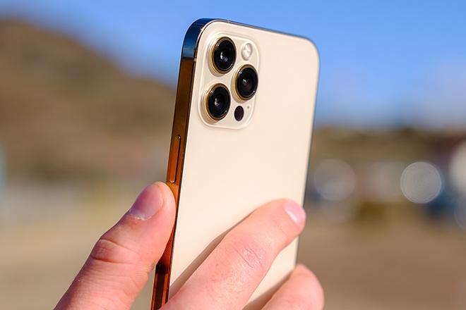 iPhone chụp dải ngân hà