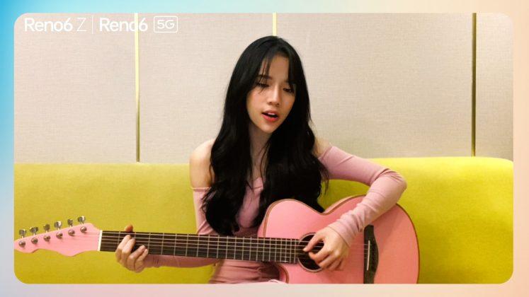 24. Ca sĩ Ly Ly hát bài _Khỏe sớm nhé, Sài Gòn_